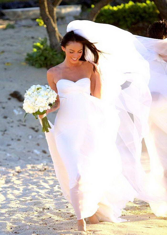 Fox Wedding Dresses 11 Popular Megan Fox