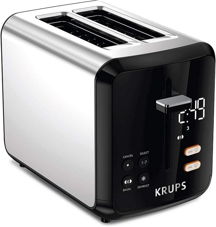My Memory Digital Stainless Steel Toaster