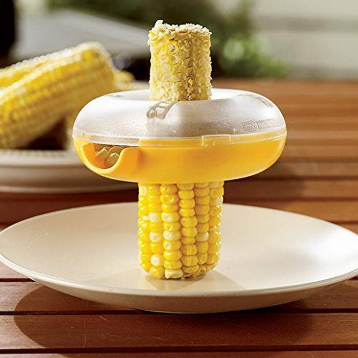 One Step Corn Kerneler