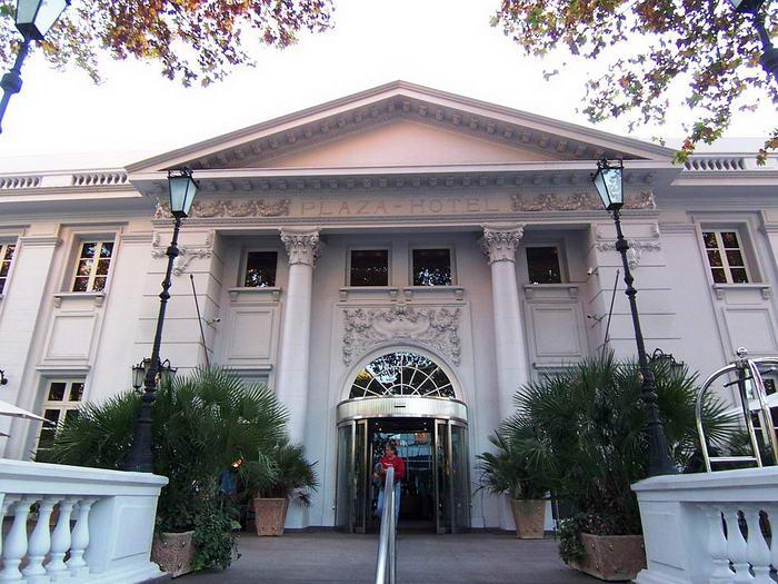 Park Hyatt Mendoz Casino