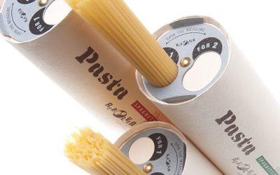 Pasta packaging