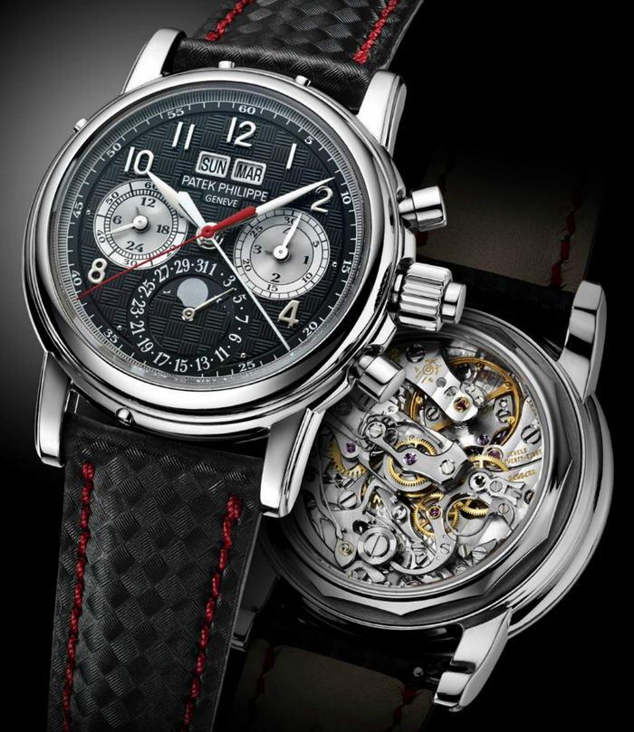 Image result for jam tangan Patek Philippe 5004T