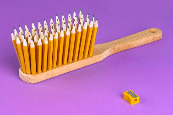 Pencil Sweeper
