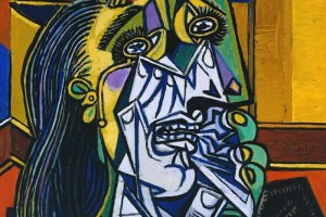 Weeping Woman 1937 by Pablo Picasso 1881-1973