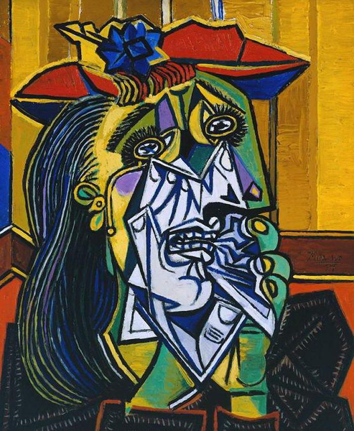 Weeping Woman 1937