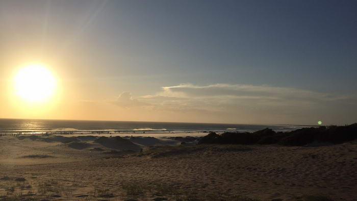 Praia da Camila Beach
