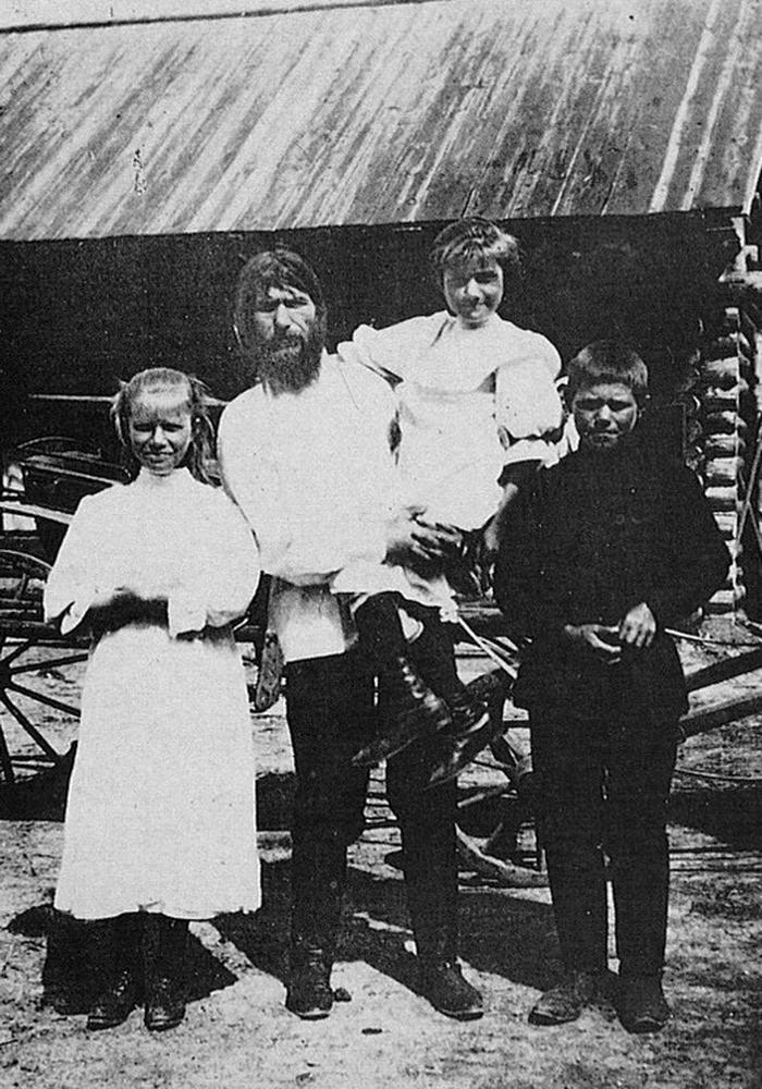 Raspoutine et ses enfants