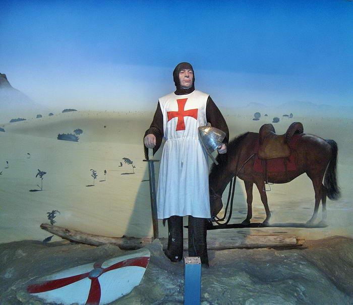 Representation of a Templar