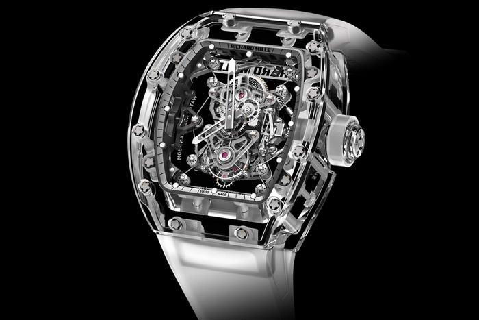 Richard Mille Tourbillon RM 56 02 Sapphire