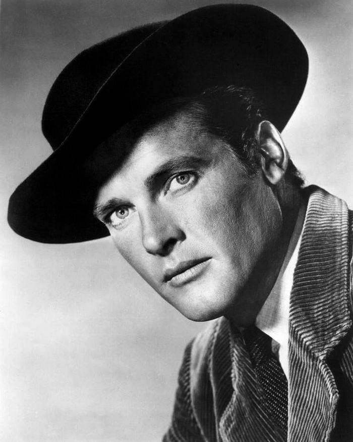 Roger Moore Beau Maverick 1960