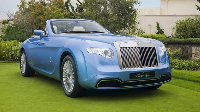 Rolls Royce Hyperion Pininfarina