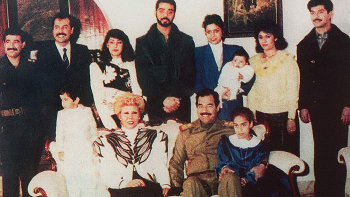 Saddam Hussein Family