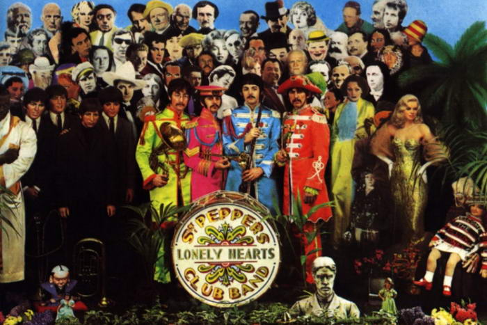 Sergeant Peppers Lonely Hearts Club