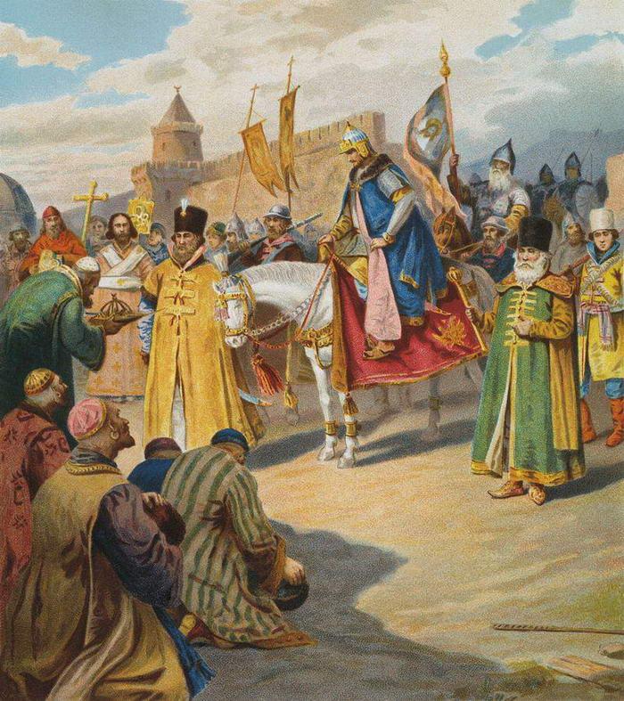 Siege of Kazan