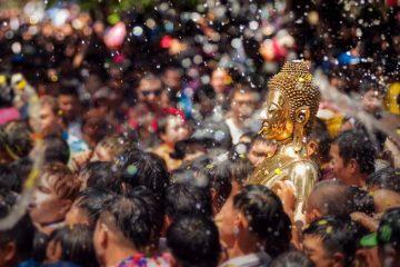 Songkran Water Festival
