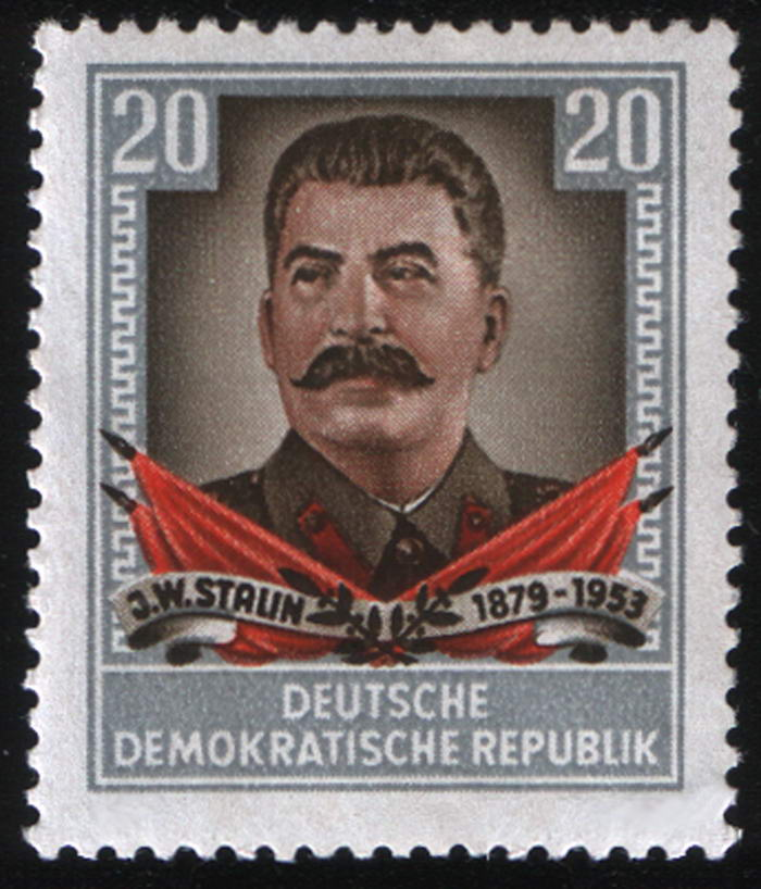 Stamp Josef Stalin