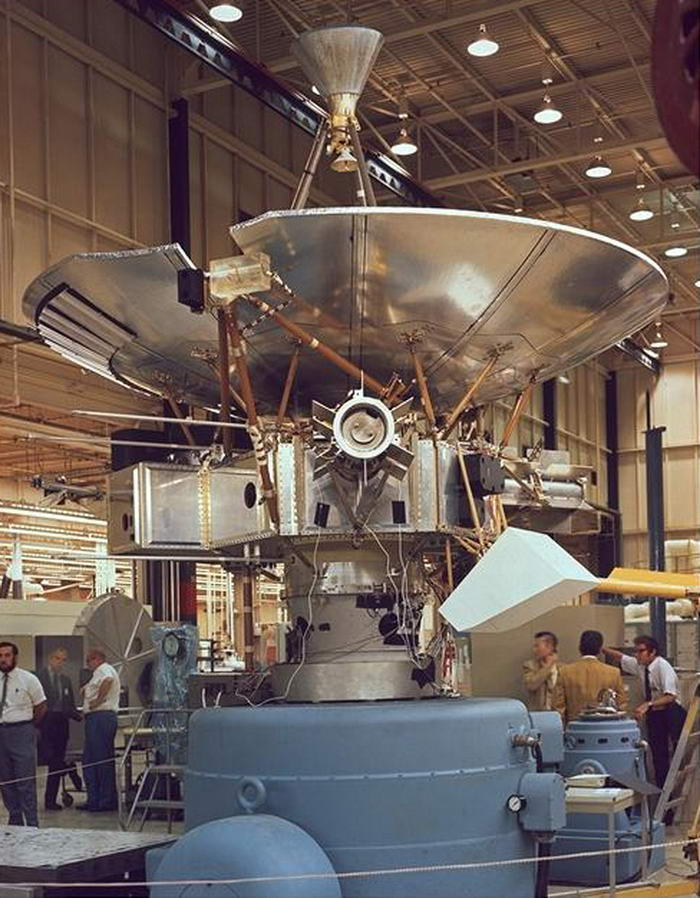 The Pioneer 10