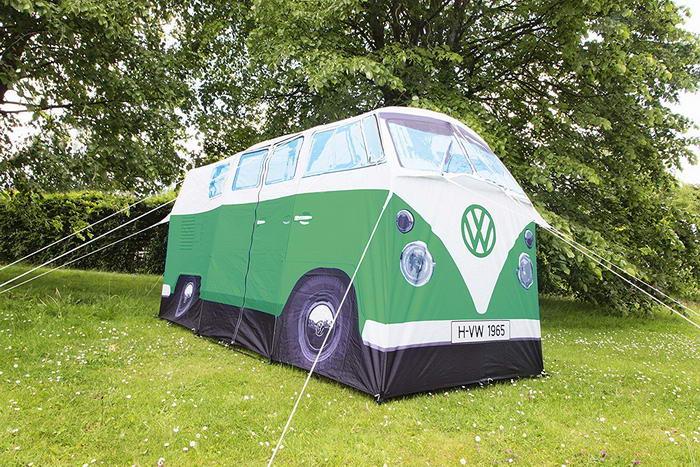 VW Volkswagen T1 Camper Van Camping Tent