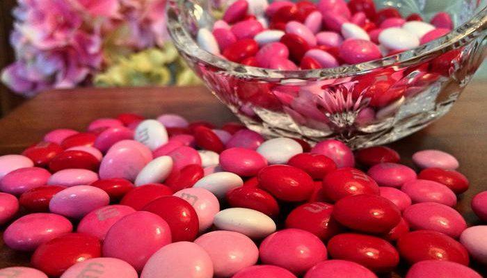 Valentine Day Candy