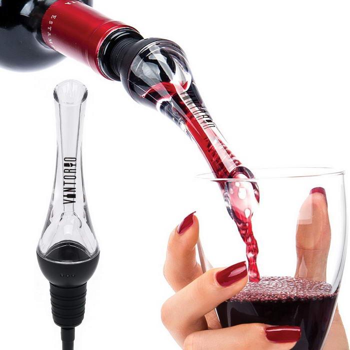 Vintorio Wine Aerator Pourer