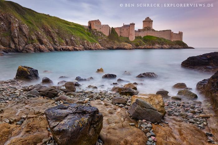 Castle of Fort la Latte