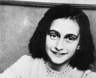 Anne Frank Most Famous Women In History