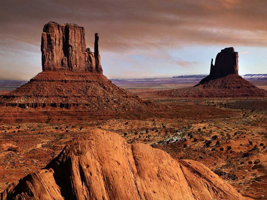 Grand Canyon - most visited tourist attractions