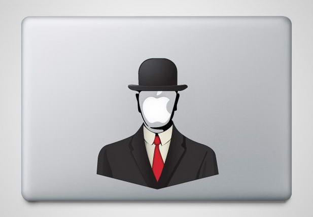 Anonymous Macbook Sticker