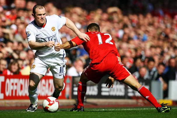 Liverpool vs. Manchester United