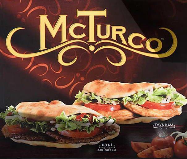 McTurco Kebab - Turkey
