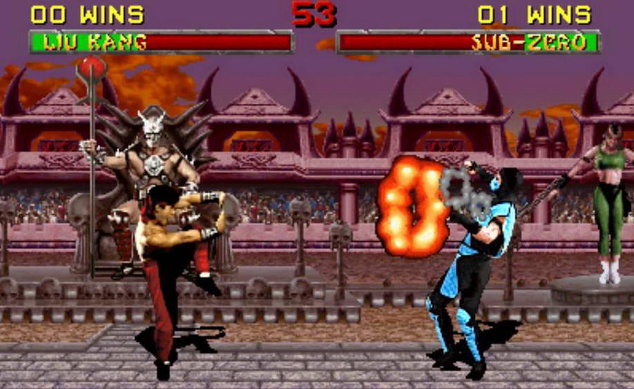 Mortal Kombat Series