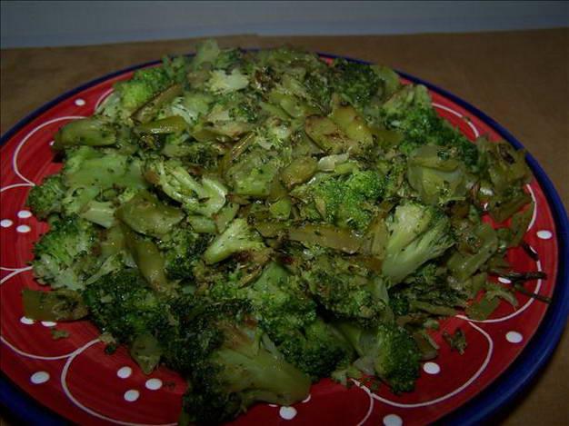 Pan-Roasted Broccoli - Delicious Broccoli Recipes