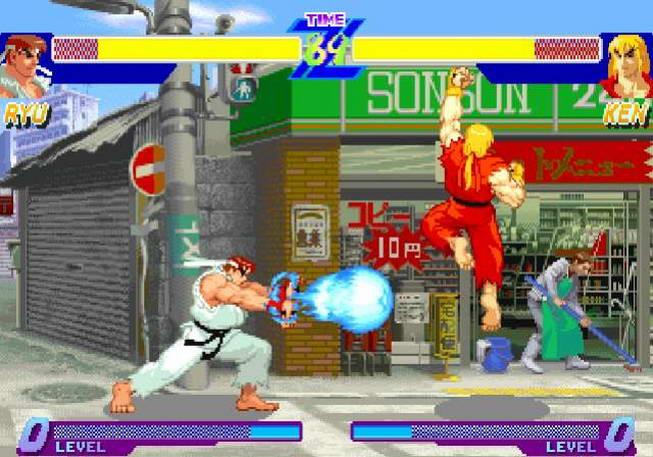 Street Fighter Series