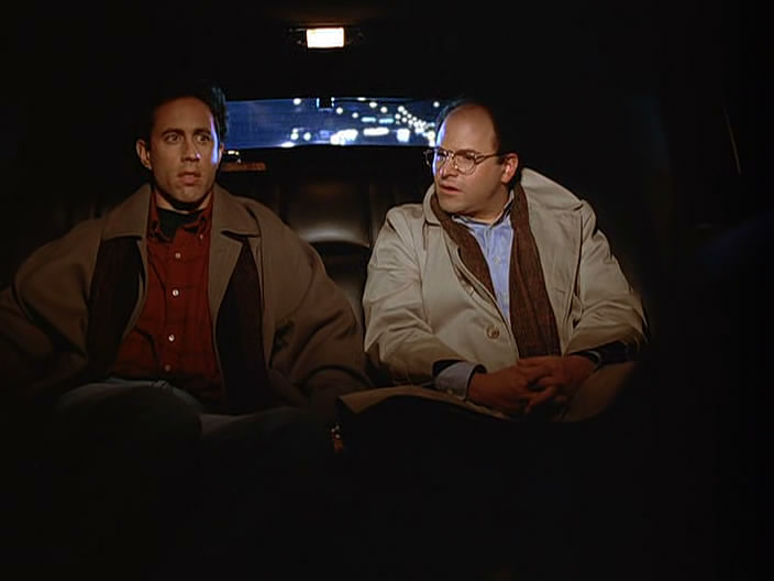 The Limo -Seinfeld