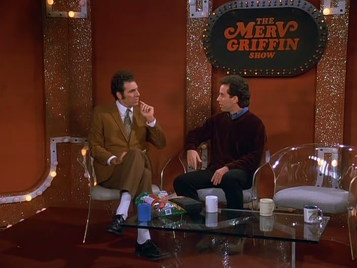 The Merv Griffin Show -Seinfeld