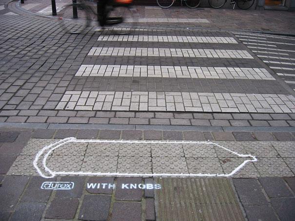 Crosswalk Ad
