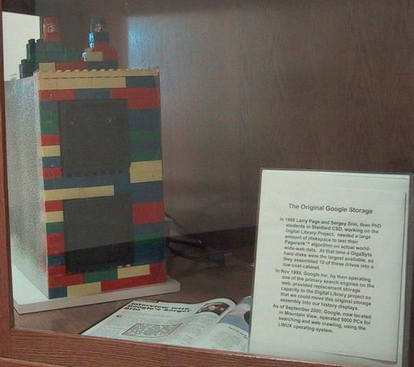 Google Storage (LEGO)