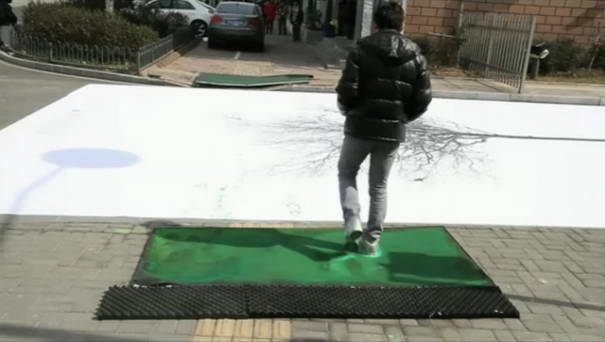 Green Pedestrian Crossing(1)