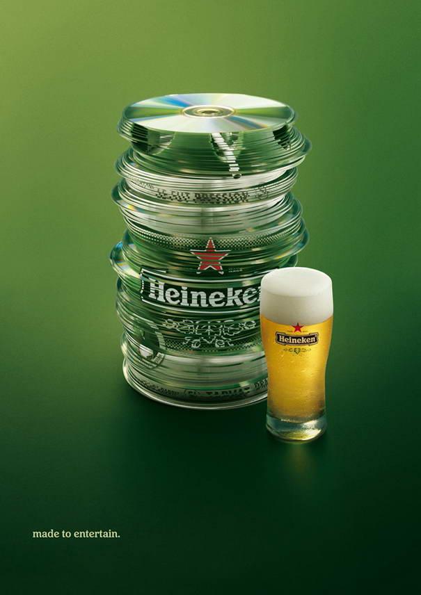 Heineken Made to entertain