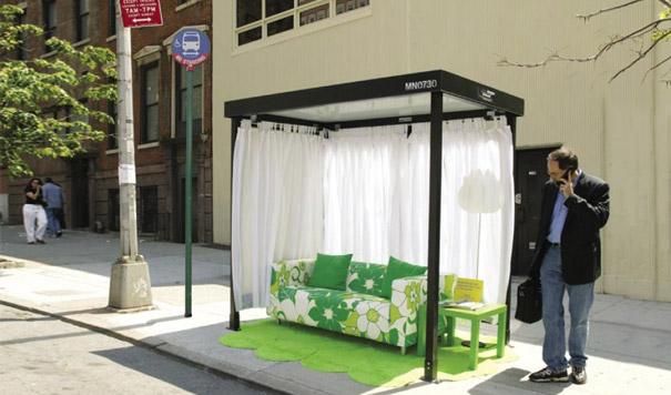IKEA Bus Stop