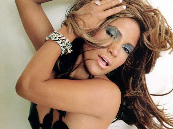 Jennifer Lopez Famous Celebrities In 2012