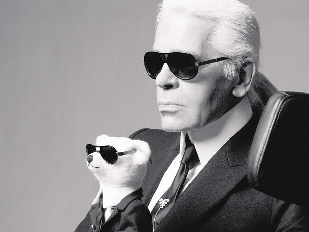 Karl Lagerfeld Glasses