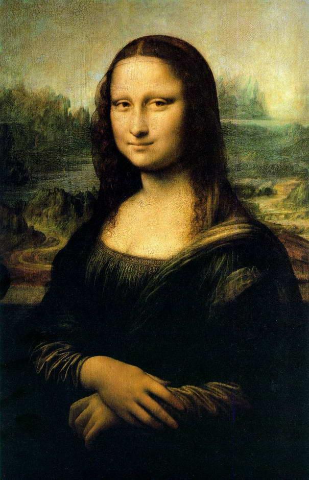 Mona Lisa- Famous Leonardo Da Vinci Artworks