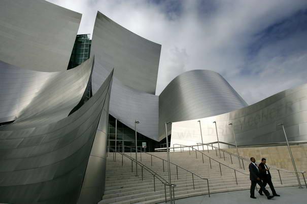 The Walt Disney Concert Hall
