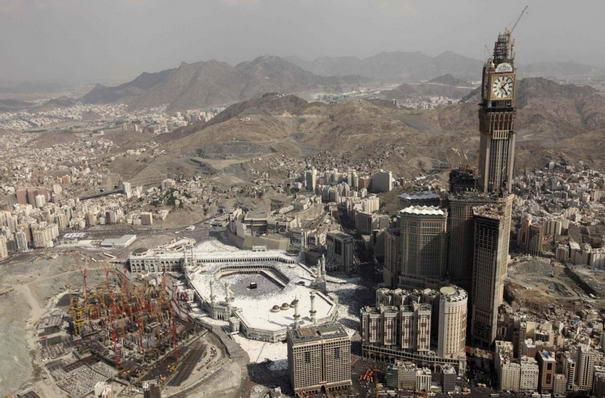 Tower of Abraj Al Bait
