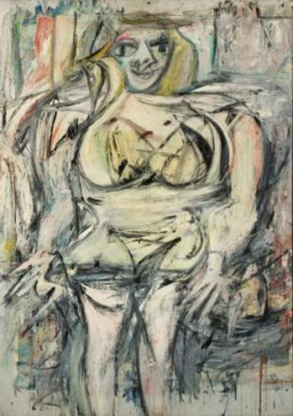 Woman III Expensive Artworks Ever Sold