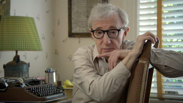 Woody Allen Glasses