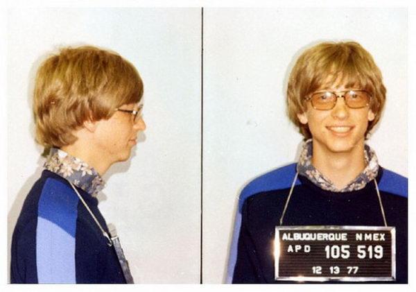 Bill Gates - 1977