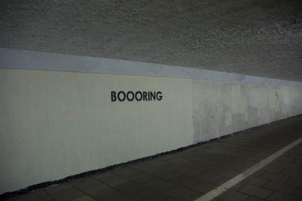 Booring