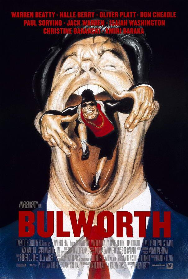 Bulworth Poster